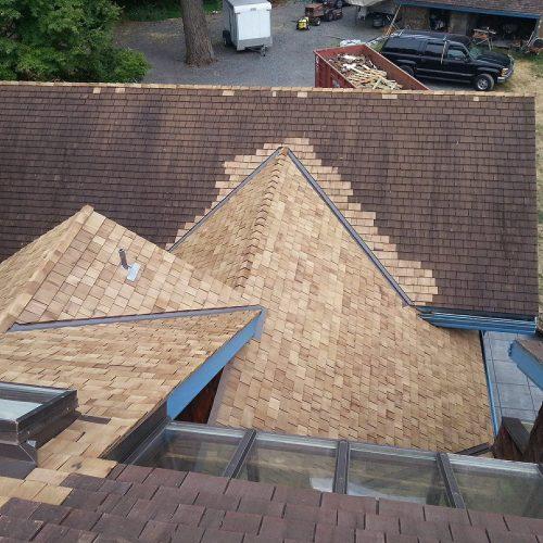 roof replacement Kirkland, WA